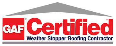 Certified GAF Installer